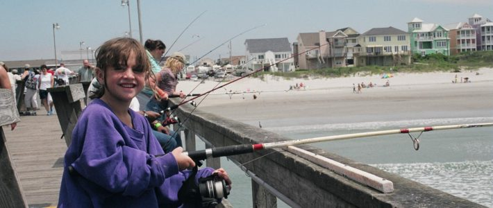 2005 Take A Kid Fishing Event